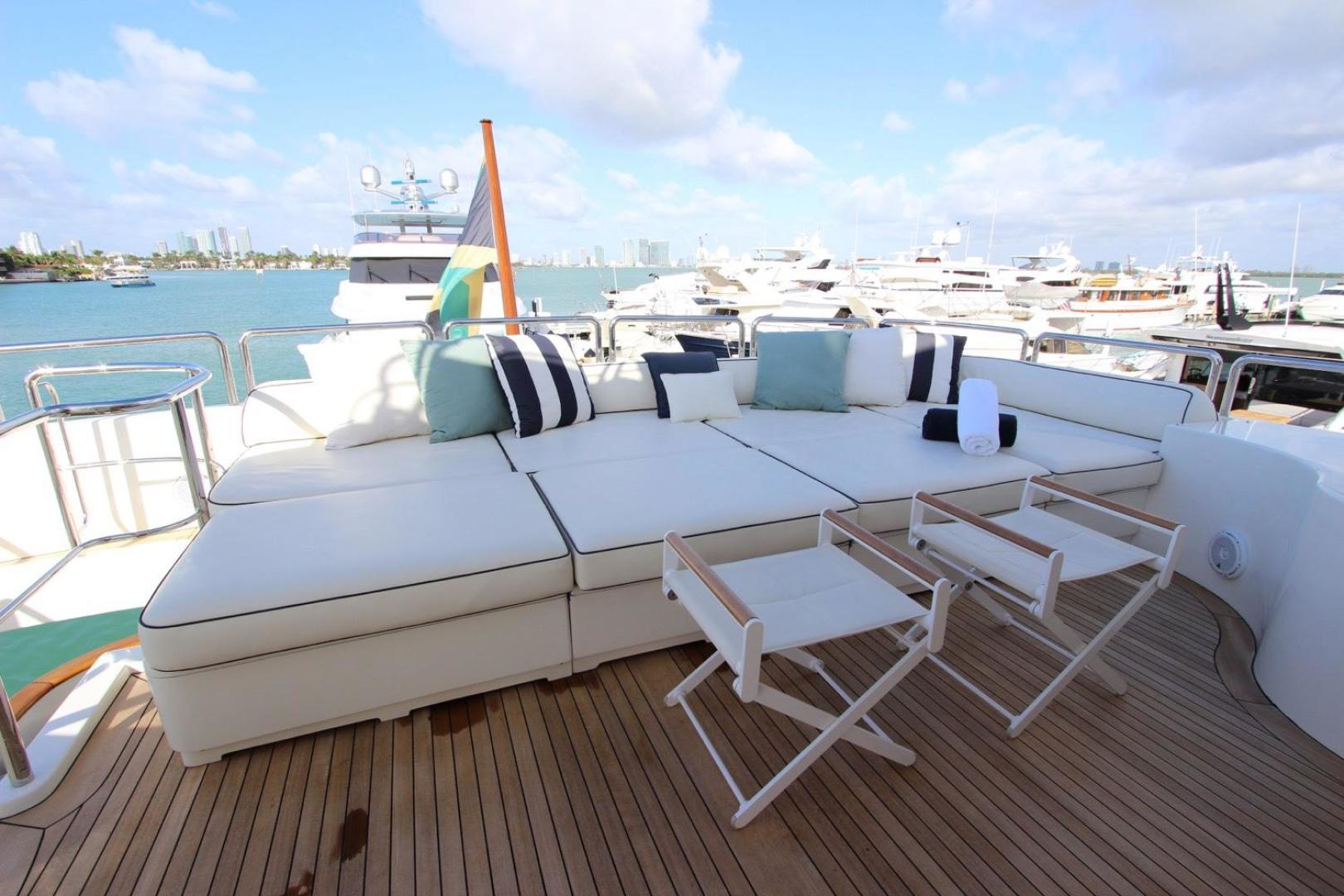 Benetti-Classic 115 2005 -Unknown-Florida-United States-2005 BENETTI 115 FOR SALE-600179 | Thumbnail