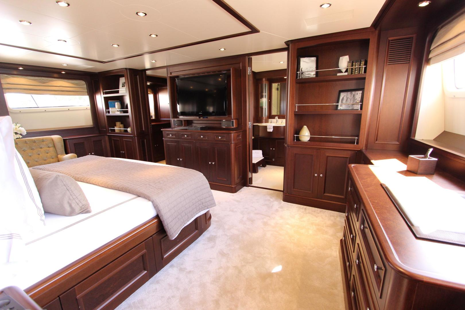Benetti-Classic 115 2005 -Unknown-Florida-United States-2005 BENETTI 115 FOR SALE-600159 | Thumbnail