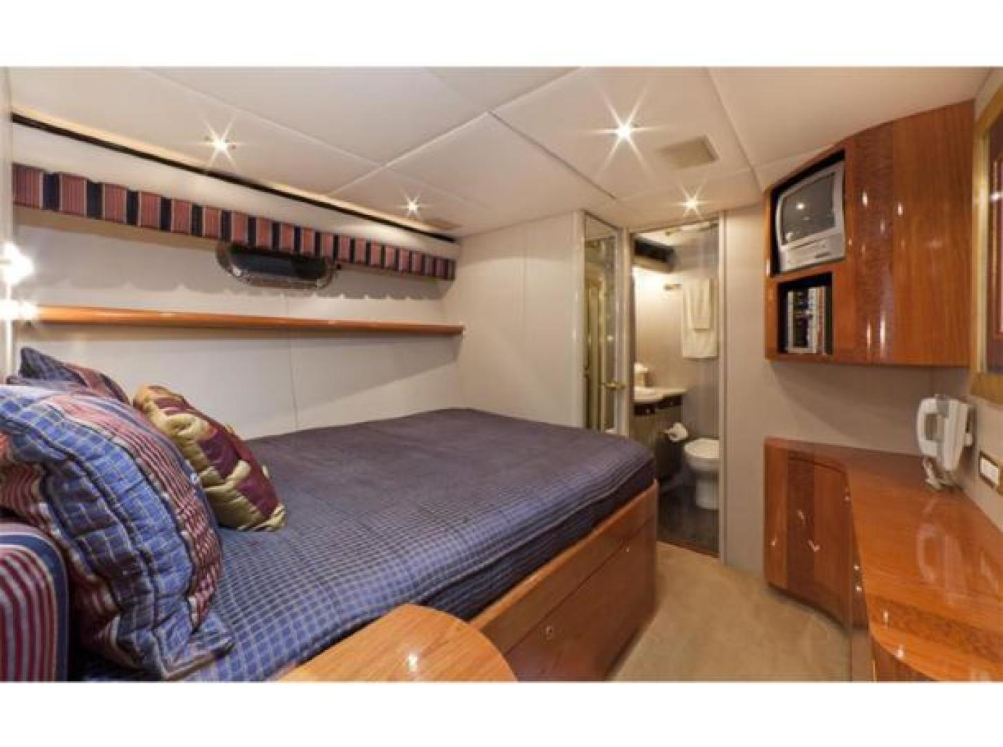Cheoy Lee-Motor Yacht 1999-YOLY FORT LAUDERDALE-Florida-United States-Guest Stateroom-610108 | Thumbnail