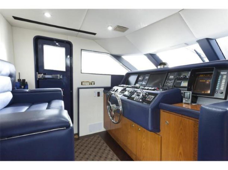 Cheoy Lee-Motor Yacht 1999-YOLY FORT LAUDERDALE-Florida-United States-Wheel House-610100 | Thumbnail