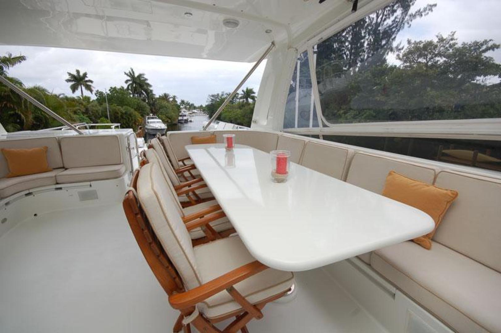 Cheoy Lee-Motor Yacht 1999-YOLY FORT LAUDERDALE-Florida-United States-Flybridge-610117 | Thumbnail
