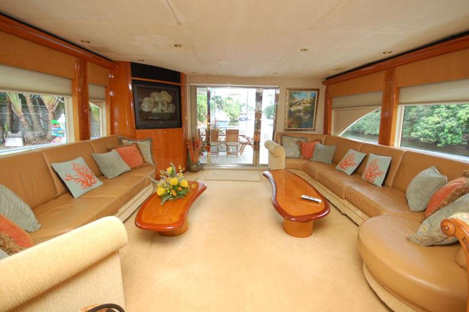 Cheoy Lee-Motor Yacht 1999-YOLY FORT LAUDERDALE-Florida-United States-Salon-610122 | Thumbnail