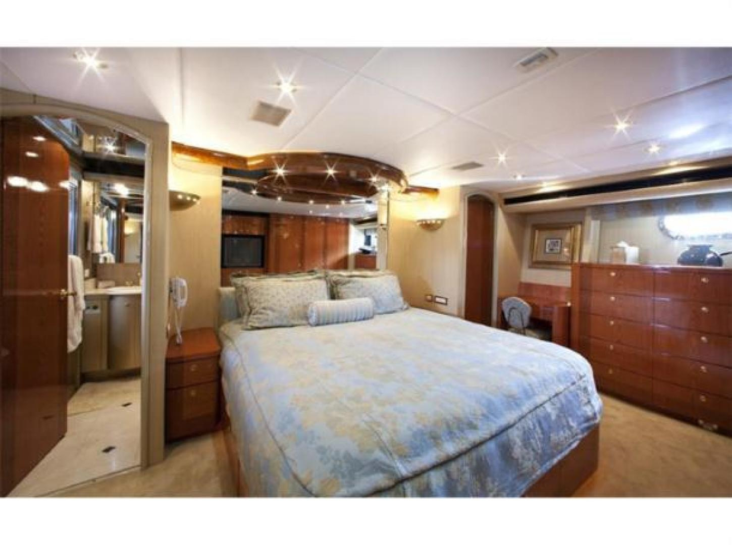 Cheoy Lee-Motor Yacht 1999-YOLY FORT LAUDERDALE-Florida-United States-Master Stateroom-610103 | Thumbnail