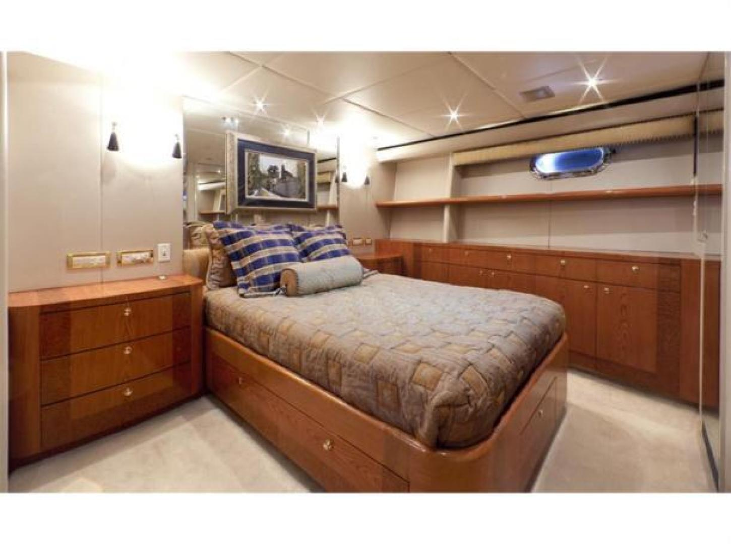 Cheoy Lee-Motor Yacht 1999-YOLY FORT LAUDERDALE-Florida-United States-VIP Stateroom-610111 | Thumbnail