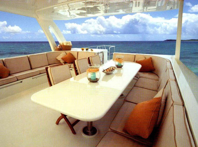 Cheoy Lee-Motor Yacht 1999-YOLY FORT LAUDERDALE-Florida-United States-Flybridge-610129 | Thumbnail