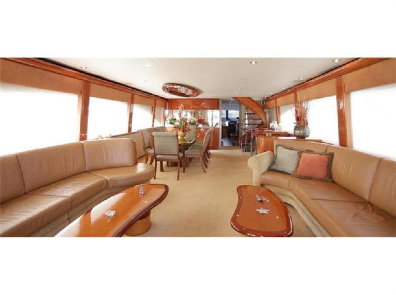 Cheoy Lee-Motor Yacht 1999-YOLY FORT LAUDERDALE-Florida-United States-Salon-610098 | Thumbnail