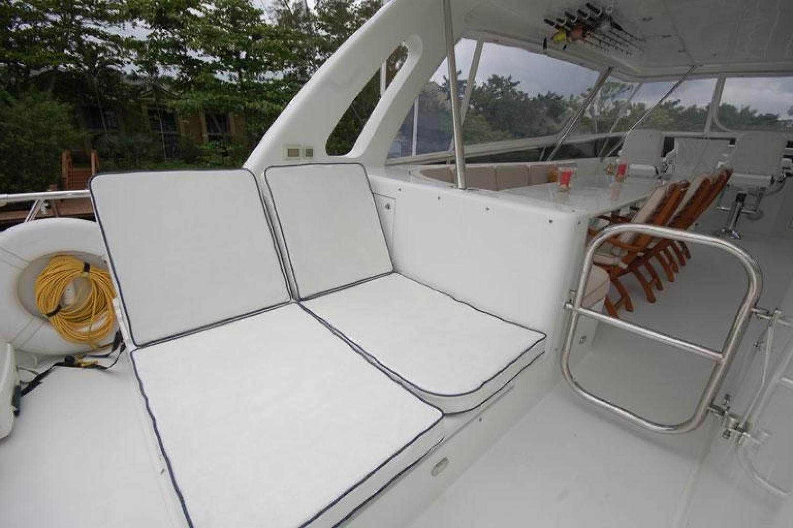 Cheoy Lee-Motor Yacht 1999-YOLY FORT LAUDERDALE-Florida-United States-Flybridge-610118 | Thumbnail