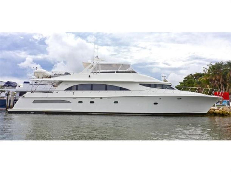 Cheoy Lee-Motor Yacht 1999-YOLY FORT LAUDERDALE-Florida-United States-Profile-610097 | Thumbnail