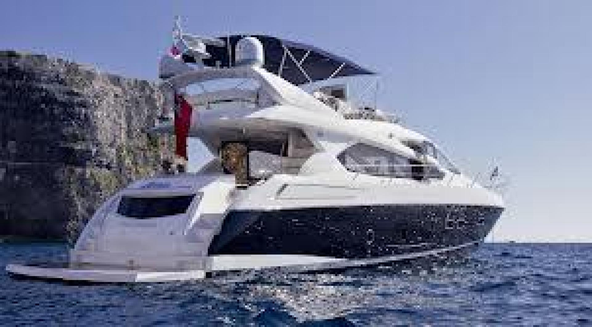 2011 Sunseeker 63' Manhattan