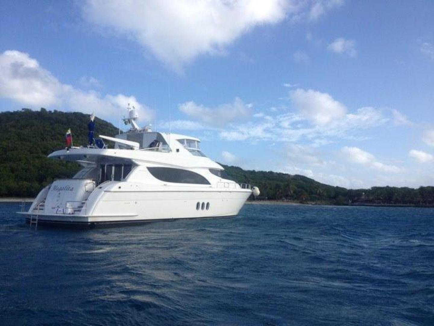 Picture Of: 80' Hatteras 80 Motor Yacht 2006 Yacht For Sale | 2 of 159