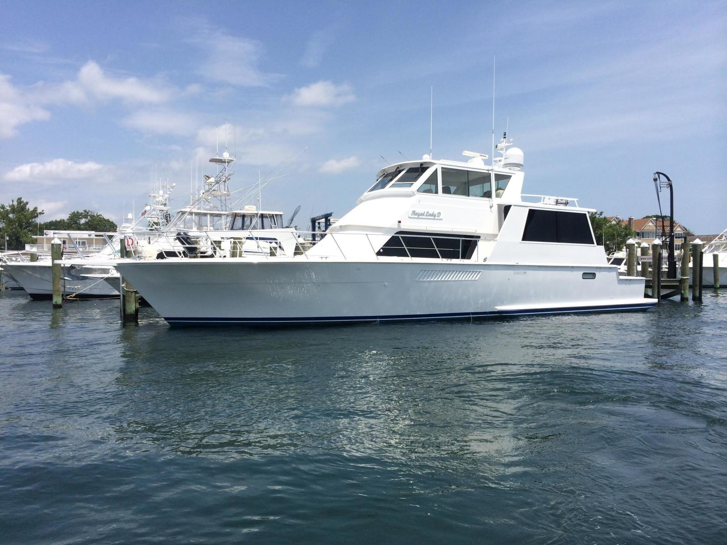 Picture Of: 60' Viking Cockpit Sport Naples Edition 2001 Yacht For Sale | 1 of 37
