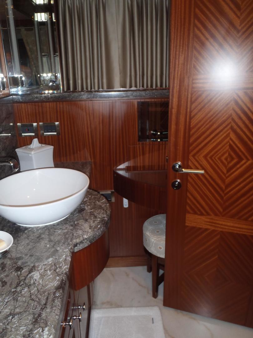Ocean Alexander-Sky Lounge 2013-Risky Business Singer Island-Florida-United States-Master Head  Hers-519063 | Thumbnail