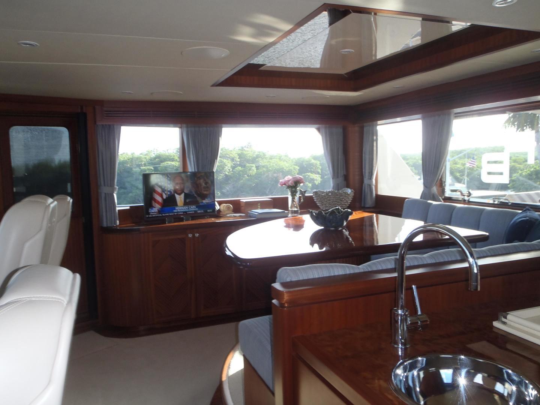 Ocean Alexander-Sky Lounge 2013-Risky Business Singer Island-Florida-United States-Skylounge-519064 | Thumbnail