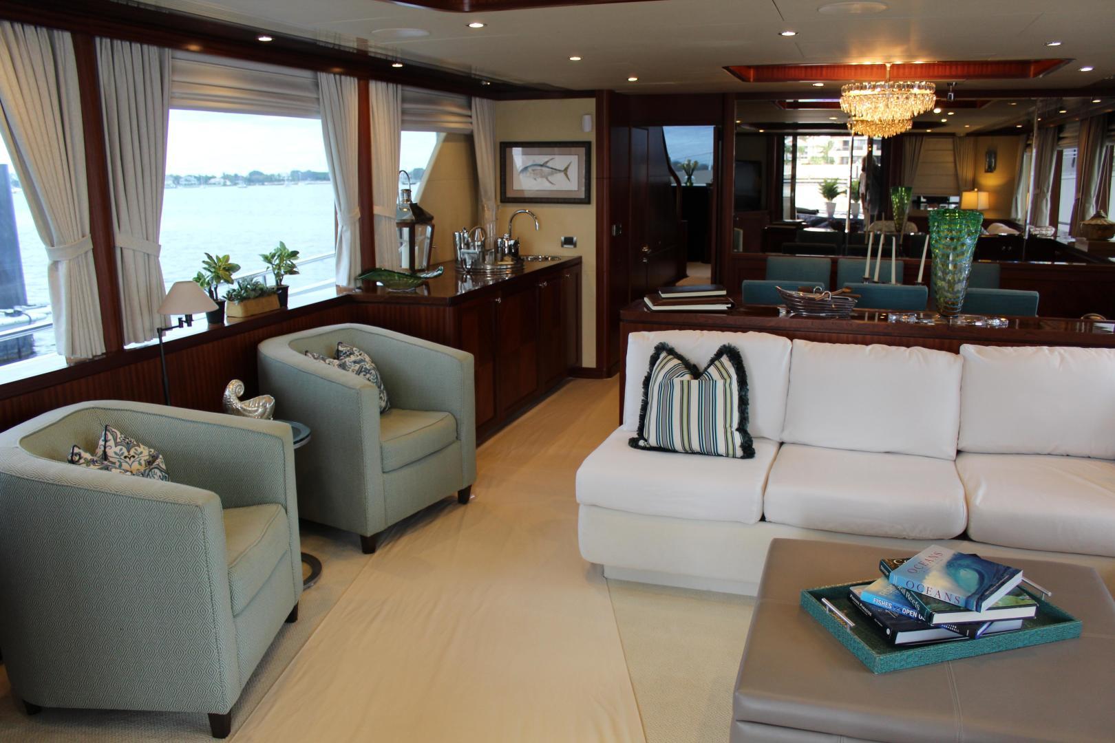 Ocean Alexander-Sky Lounge 2013-Risky Business Singer Island-Florida-United States-519082 | Thumbnail