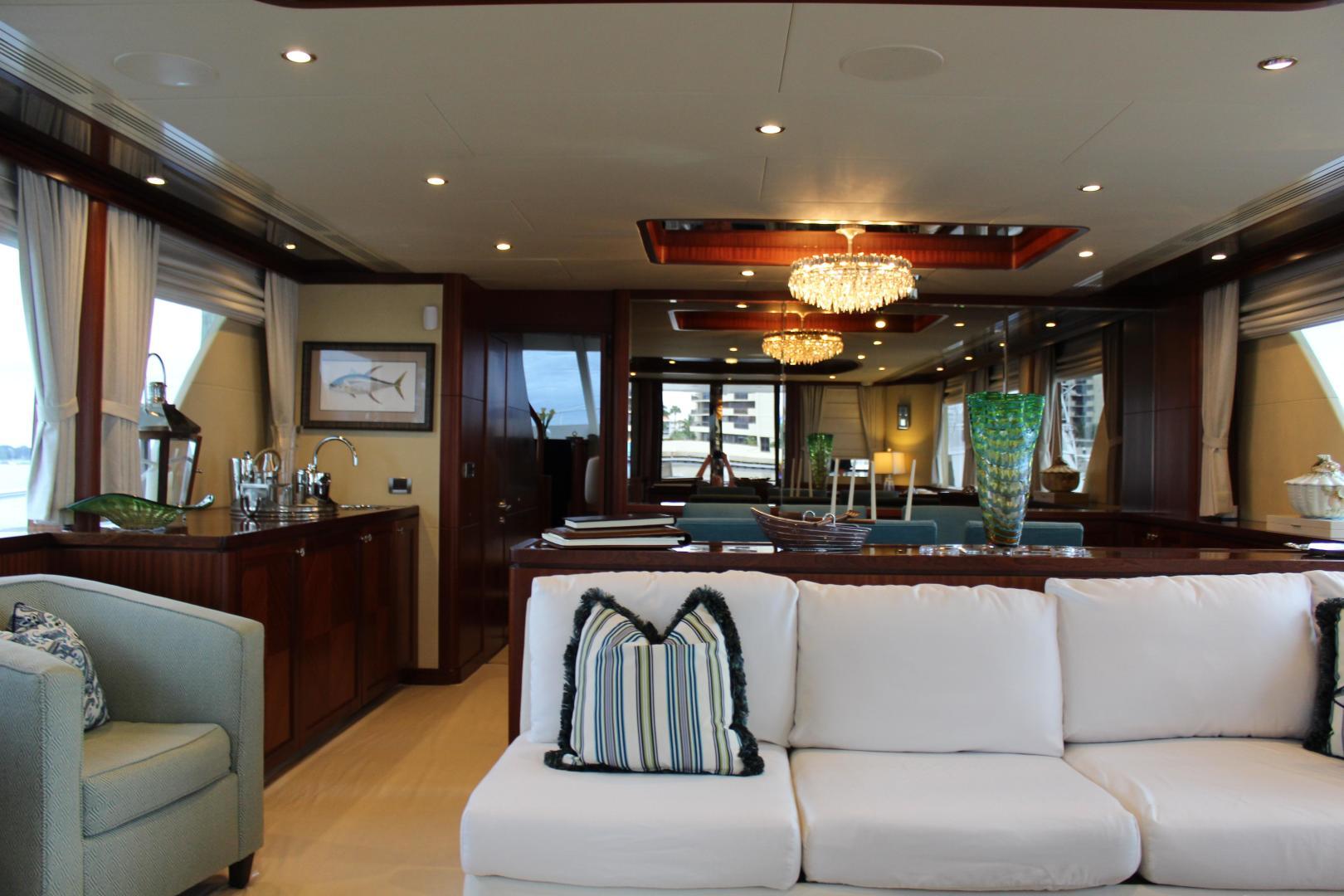 Ocean Alexander-Sky Lounge 2013-Risky Business Singer Island-Florida-United States-Salon-519083 | Thumbnail