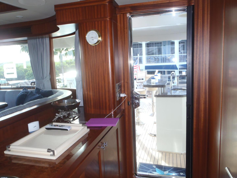 Ocean Alexander-Sky Lounge 2013-Risky Business Singer Island-Florida-United States-Skylounge-519067 | Thumbnail