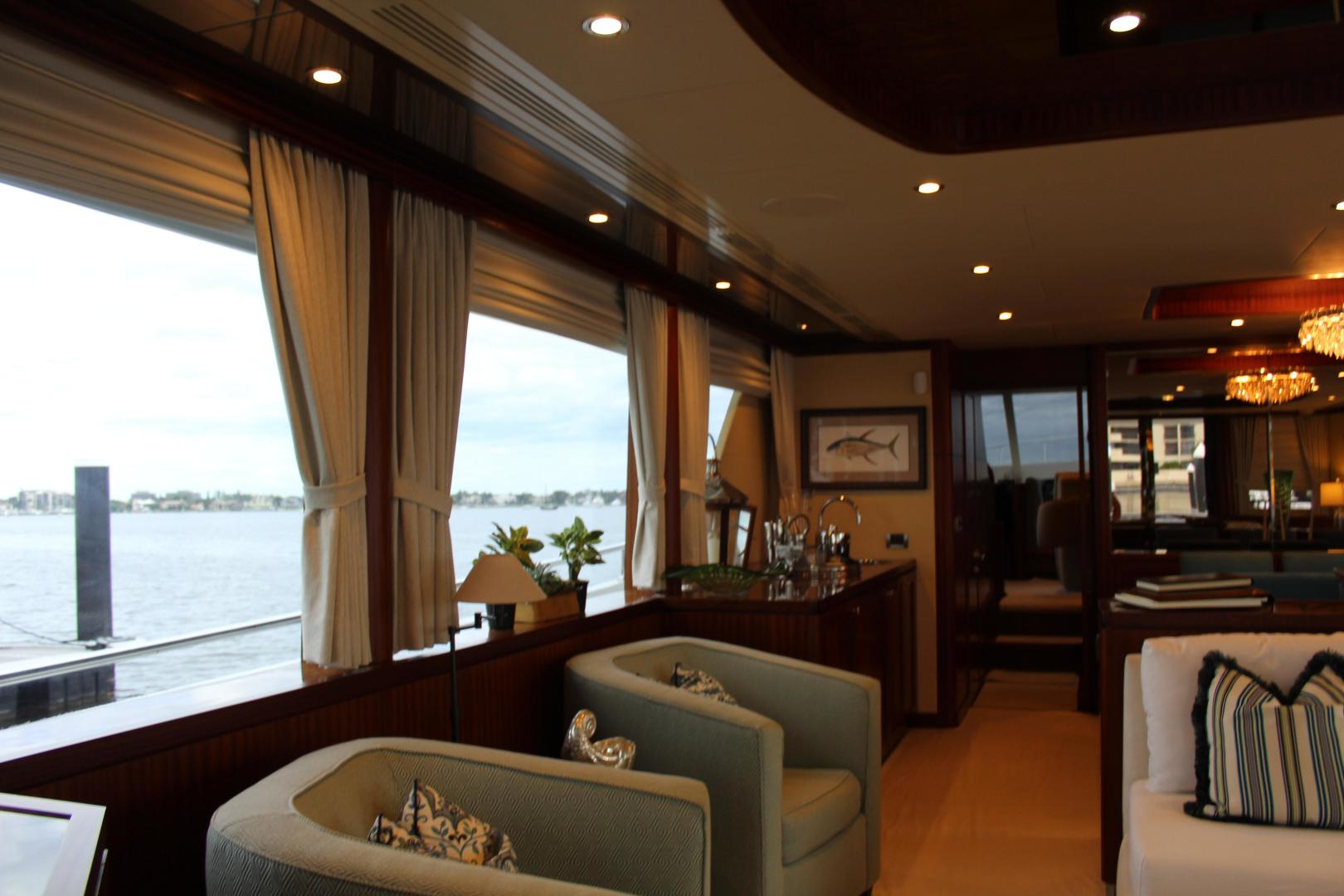 Ocean Alexander-Sky Lounge 2013-Risky Business Singer Island-Florida-United States-519086 | Thumbnail