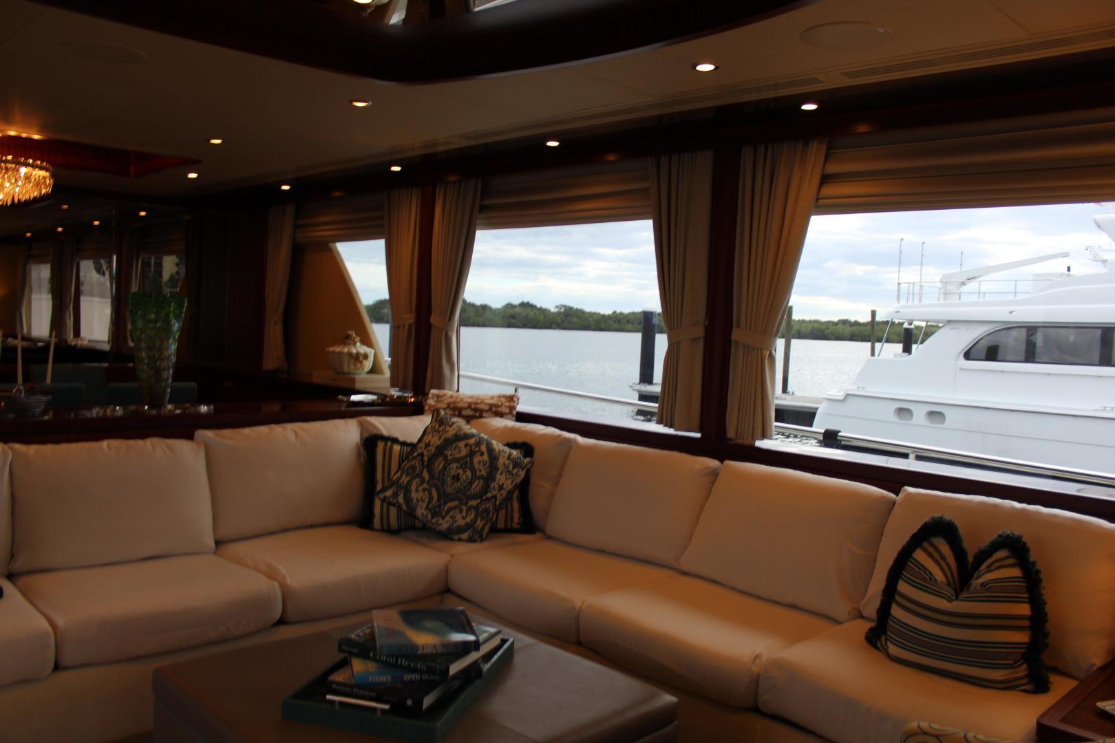 Ocean Alexander-Sky Lounge 2013-Risky Business Singer Island-Florida-United States-519085 | Thumbnail