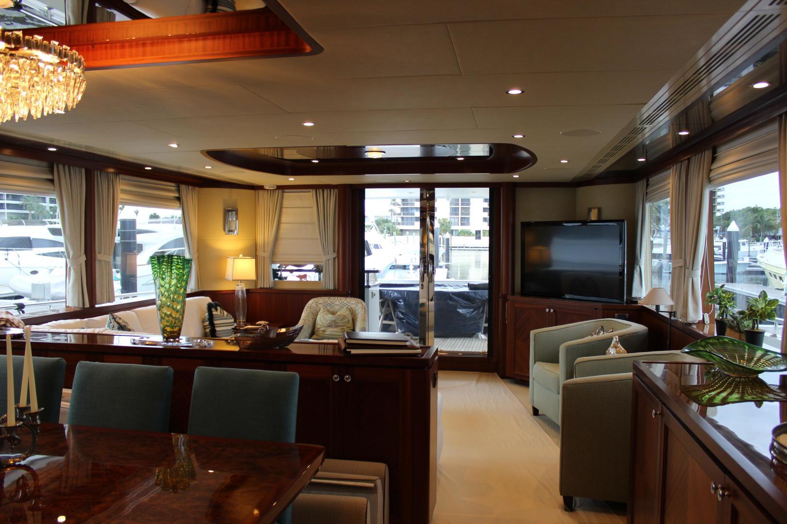 Ocean Alexander-Sky Lounge 2013-Risky Business Singer Island-Florida-United States-519090 | Thumbnail