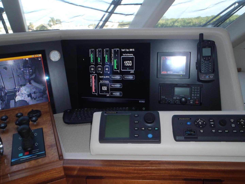 Ocean Alexander-Sky Lounge 2013-Risky Business Singer Island-Florida-United States-Maretron Ships Computer System-519071 | Thumbnail
