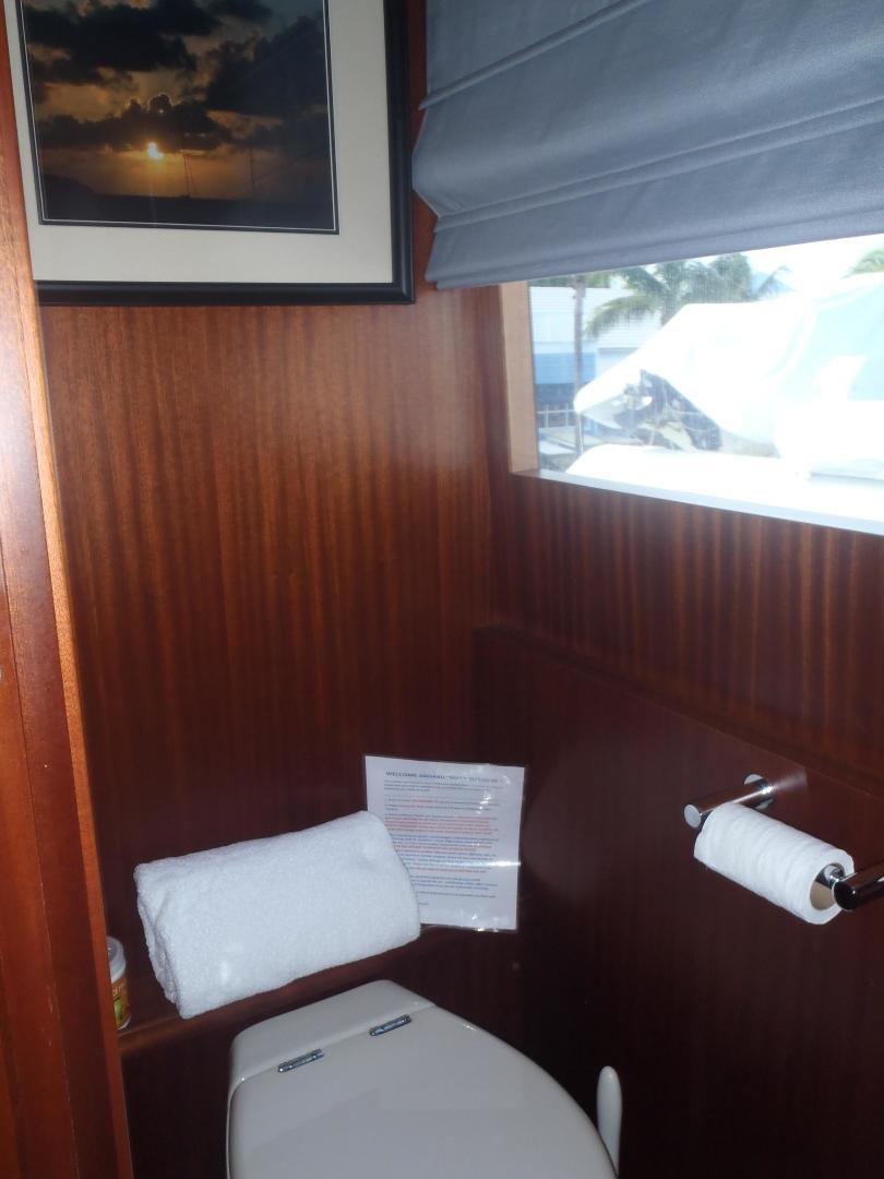 Ocean Alexander-Sky Lounge 2013-Risky Business Singer Island-Florida-United States-Skylounge  Day Head-519035 | Thumbnail