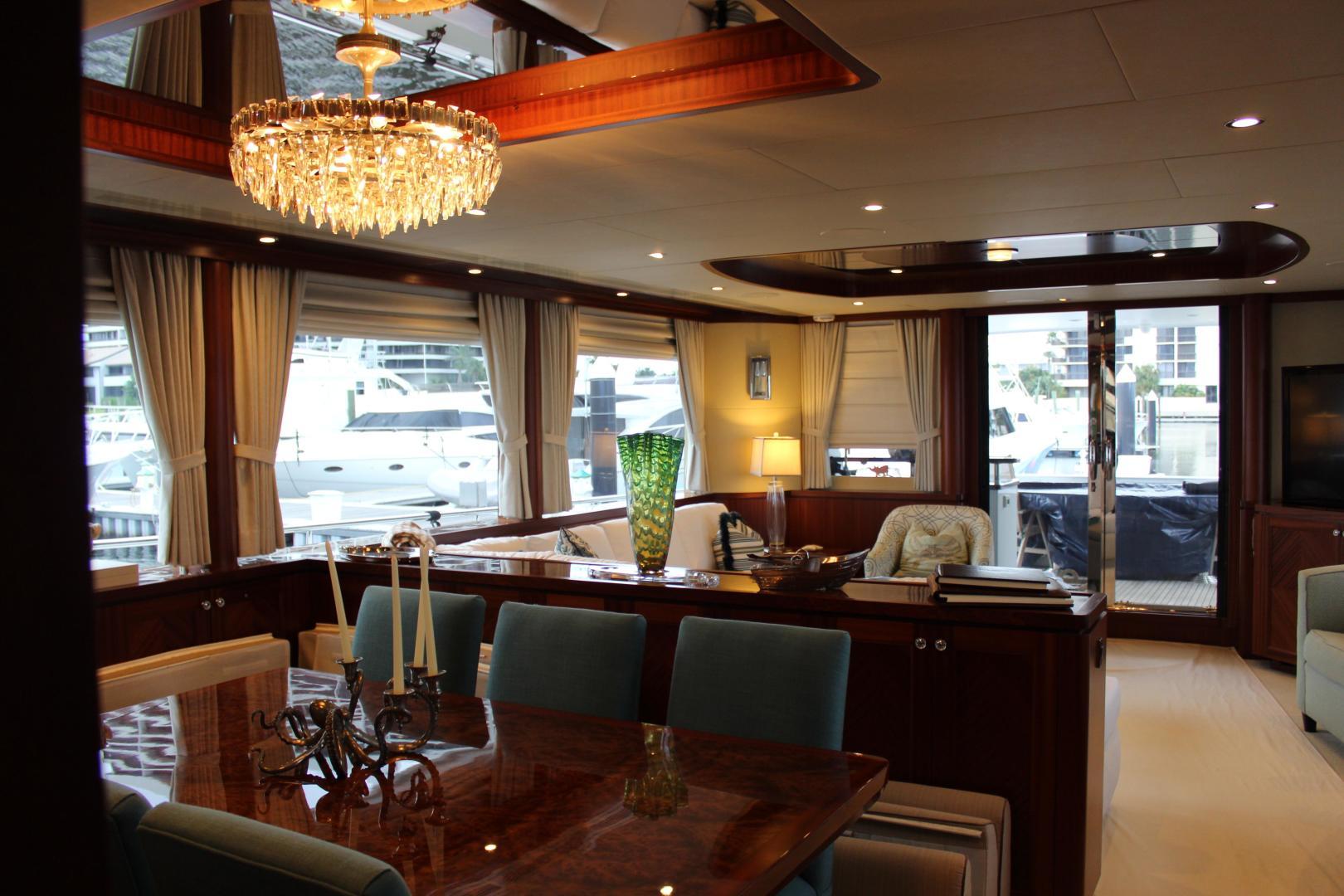 Ocean Alexander-Sky Lounge 2013-Risky Business Singer Island-Florida-United States-Salon-519089 | Thumbnail