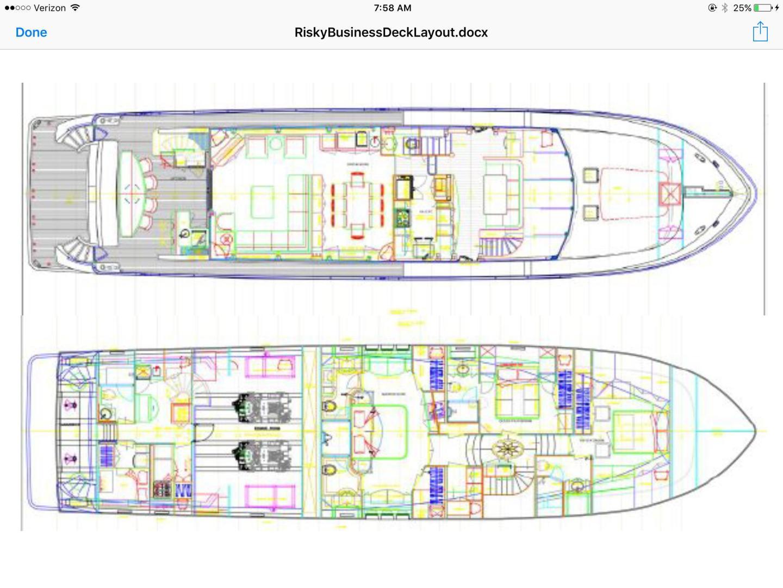 Ocean Alexander-Sky Lounge 2013-Risky Business Singer Island-Florida-United States-519081 | Thumbnail