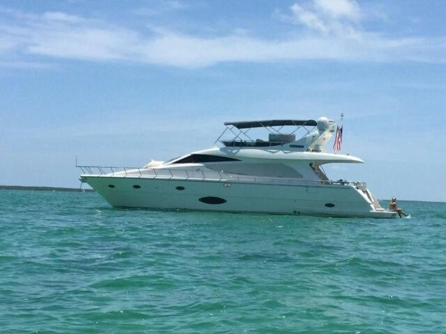 Picture Of: 65' Uniesse 65 MY 2009 Yacht For Sale | 2 of 47