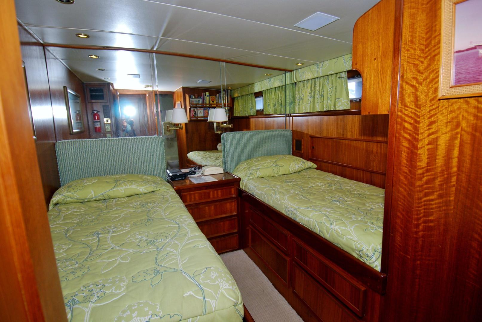 Hatteras-CPMY 1977-SENTRY Chesapeake-Virginia-United States-Guest Stateroom 2-452932 | Thumbnail