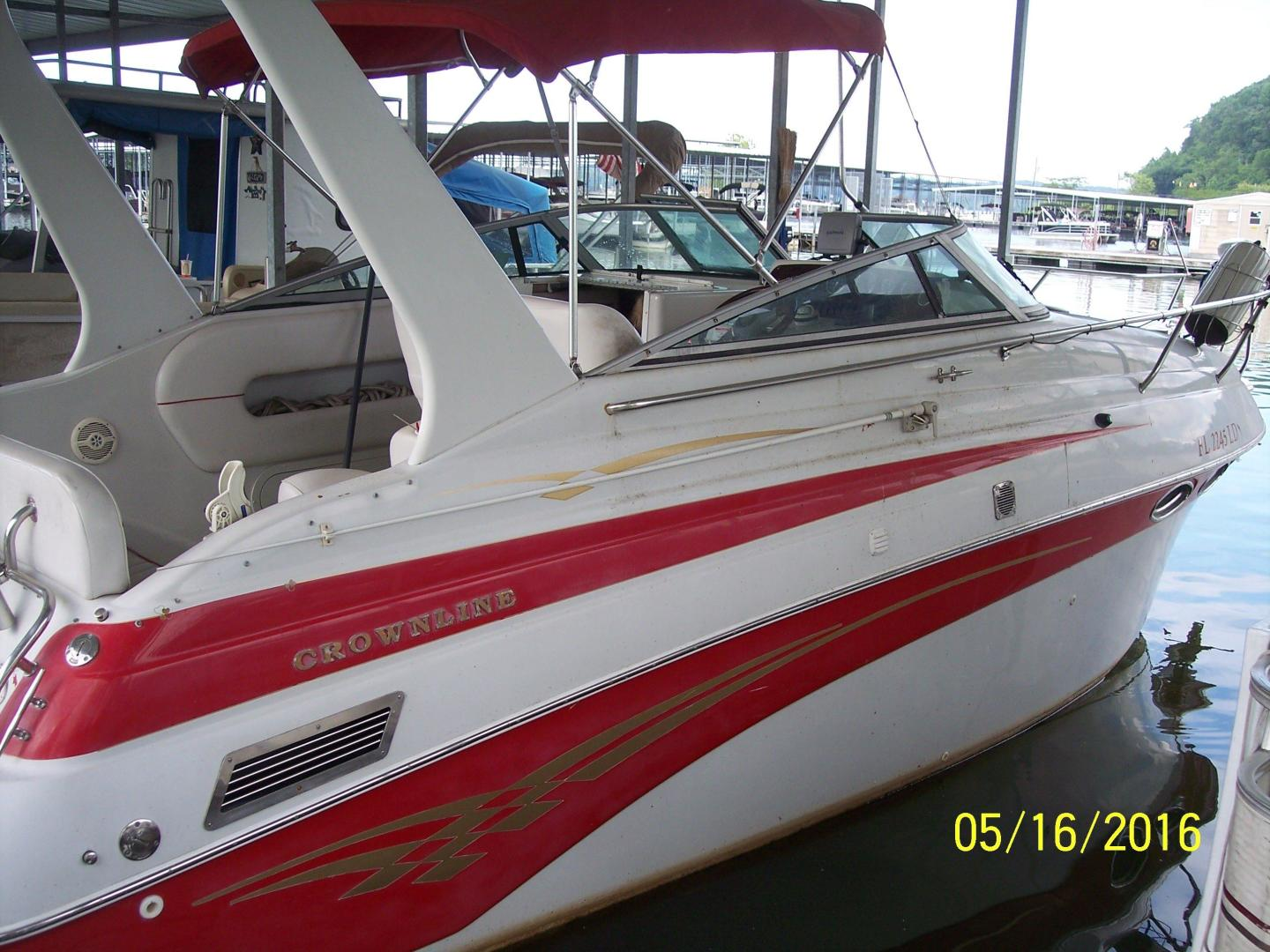 Crownline-268 CR 2000 -Harrison-Tennessee-United States-552805 | Thumbnail