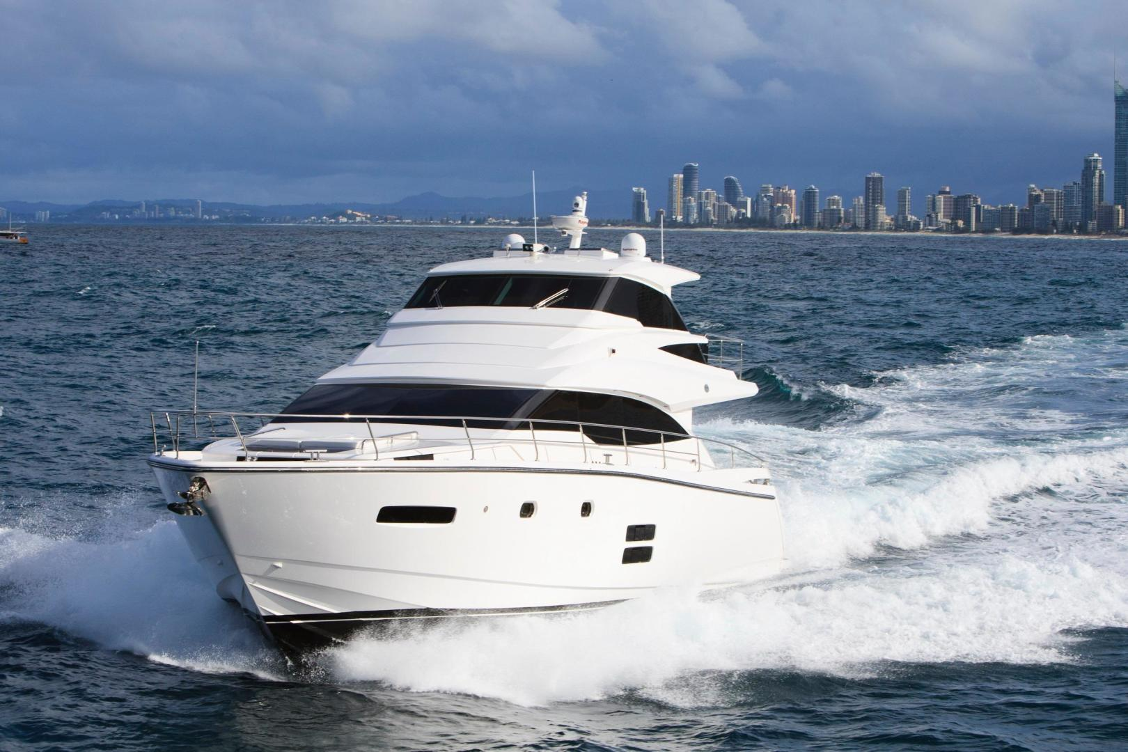 Picture Of: 65' Johnson 65 SkyLounge M/Y 2017 Yacht For Sale | 1 of 15
