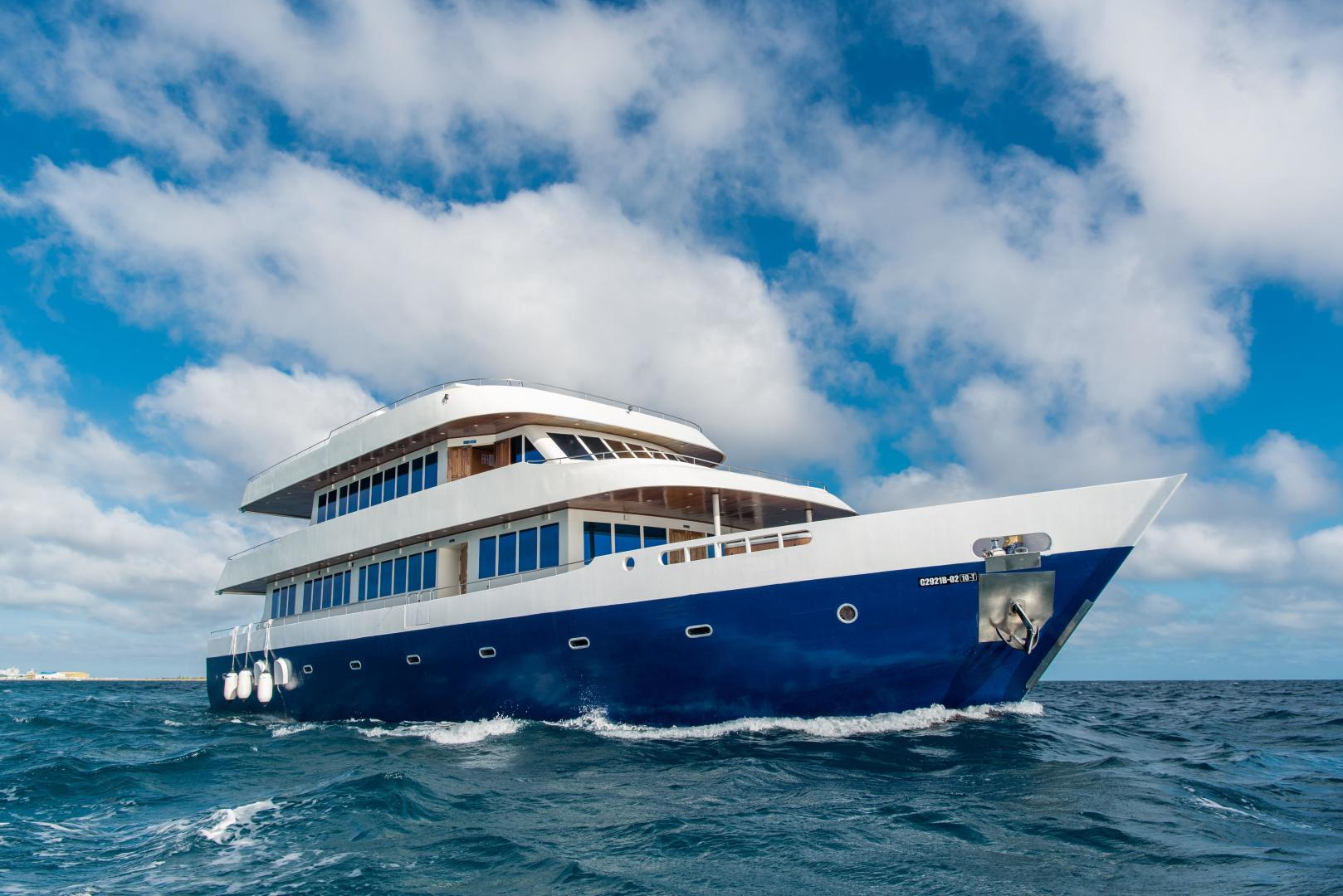 Picture Of: 110' Custom Explorer 110 2016 Yacht For Sale | 1 of 8