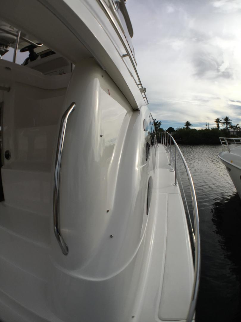 Sea Ray-580 Sedan Bridge 2007 -FORT MYERS-Florida-United States-462251 | Thumbnail