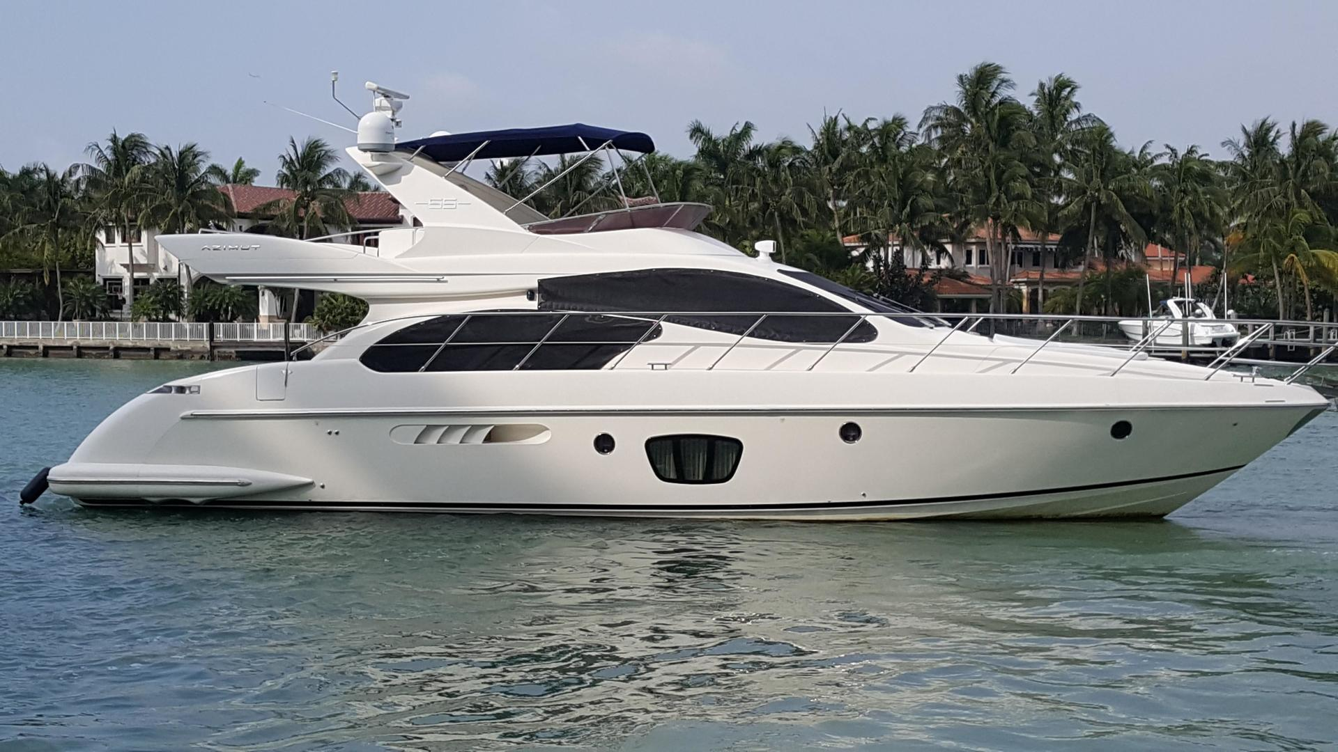 Picture Of: 55' Azimut 55E 2007 Yacht For Sale | 2 of 32