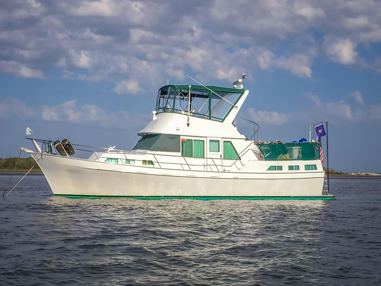 42' Custom 42 Trawler