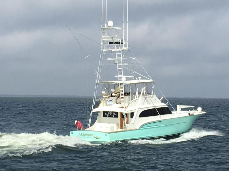 Buddy Davis-61 Sportfish 1989-ARROWHEAD Southport-Florida-United States-Open water running-550996 | Thumbnail
