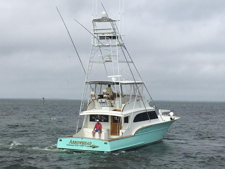 Buddy Davis-61 Sportfish 1989-ARROWHEAD Southport-Florida-United States-551001 | Thumbnail