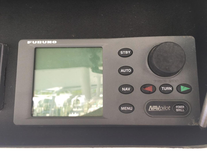 Buddy Davis-61 Sportfish 1989-ARROWHEAD Southport-Florida-United States-Electronics  Furuno Navpilot-550955 | Thumbnail