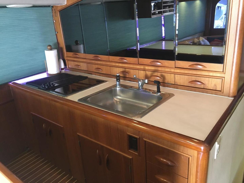 Buddy Davis-61 Sportfish 1989-ARROWHEAD Southport-Florida-United States-Sink counter rangetop-550965 | Thumbnail