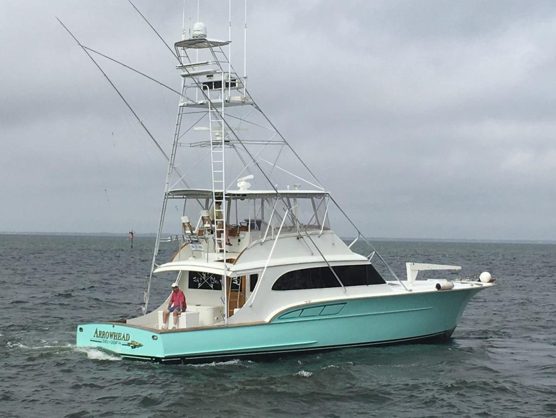 Buddy Davis-61 Sportfish 1989-ARROWHEAD Southport-Florida-United States-551000 | Thumbnail