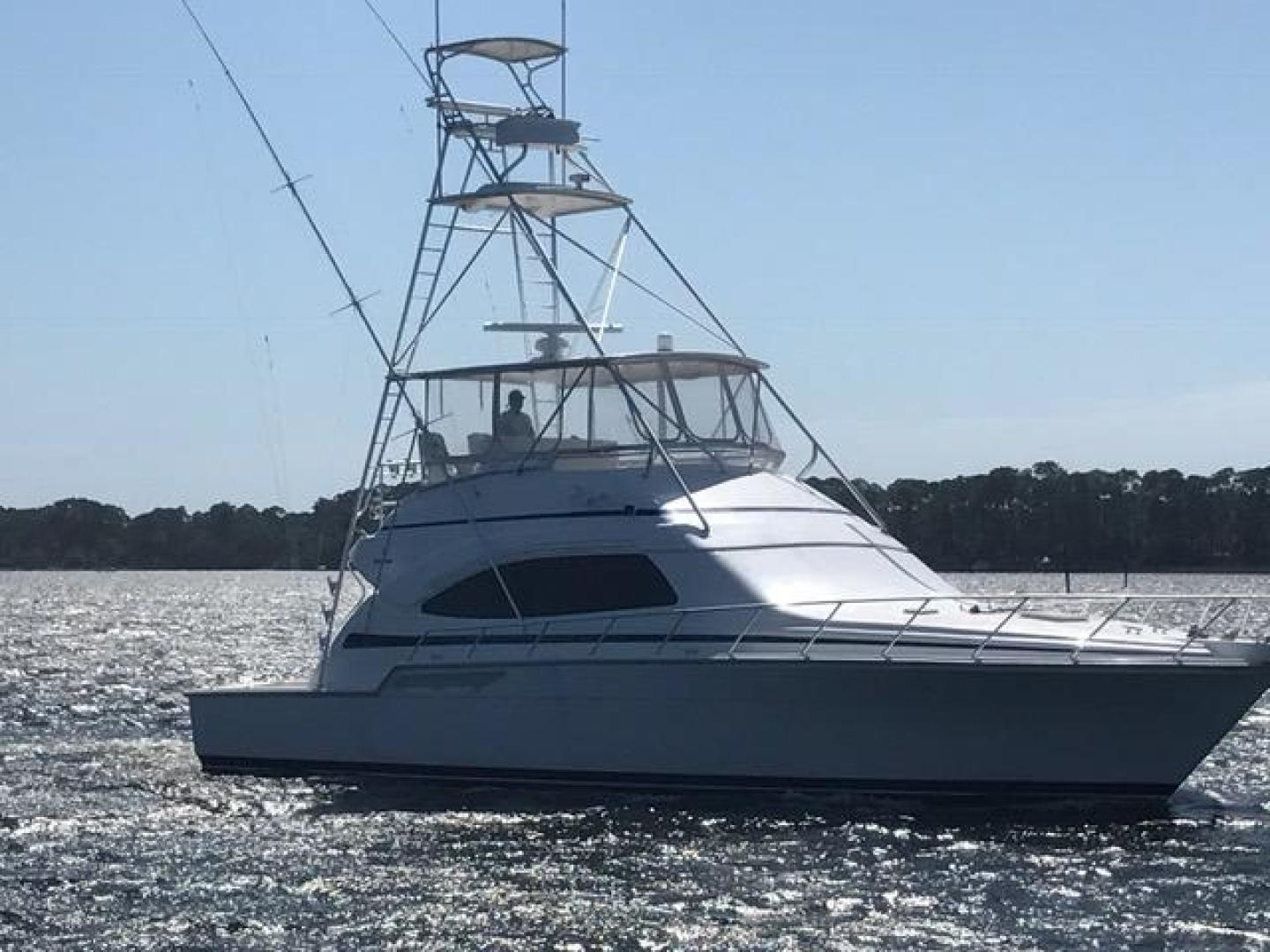 Picture Of: 51' Bertram 510 Convertible 2001 Yacht For Sale | 1 of 33