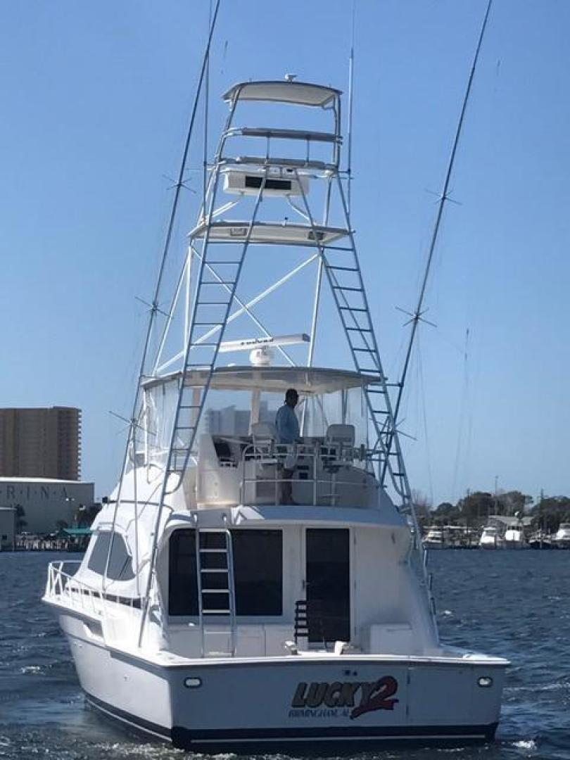 Picture Of: 51' Bertram 510 Convertible 2001 Yacht For Sale | 2 of 33