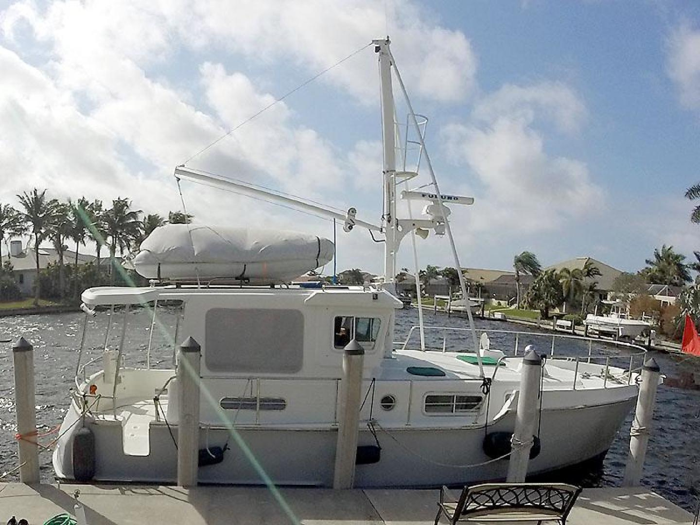Used Nordhavn 35' Coastal Pilot For Sale In Florida | Abacus