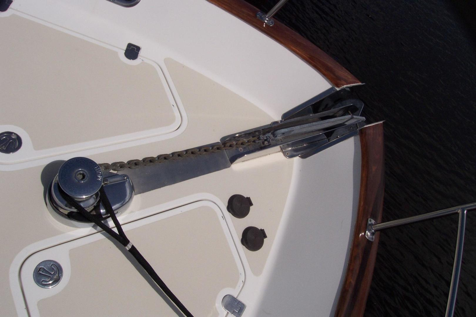 Legacy Yachts-Flybridge Sedan 2004-ARABELLA Stuart-Florida-United States-Electric Windlass-453066 | Thumbnail