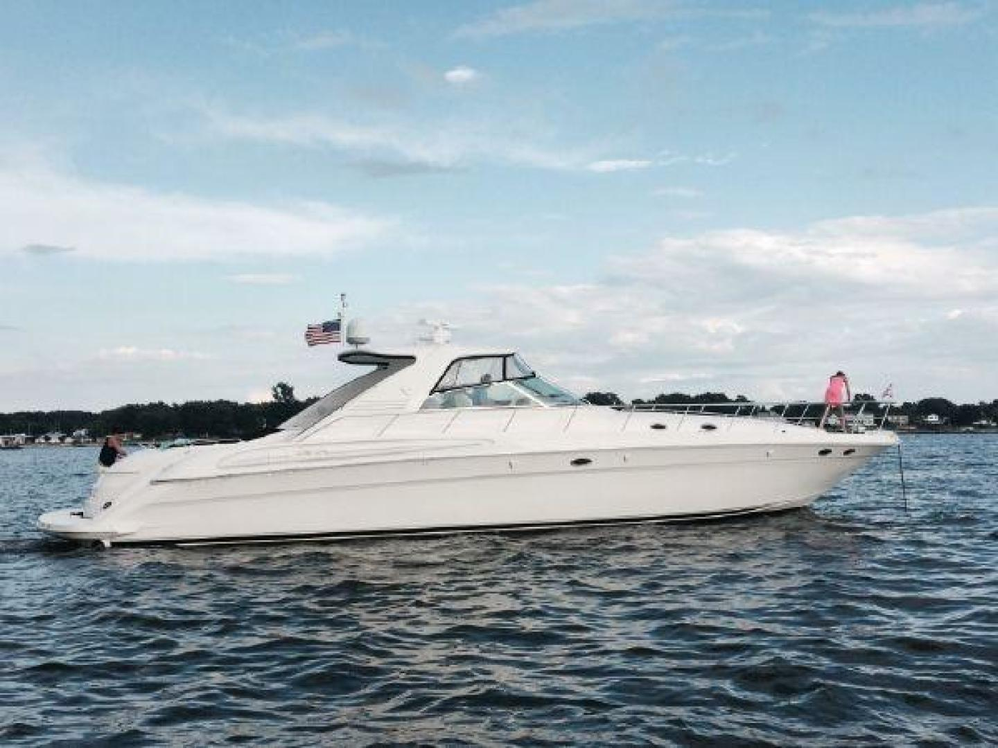 1997 Sea Ray 58' 580 Sundancer