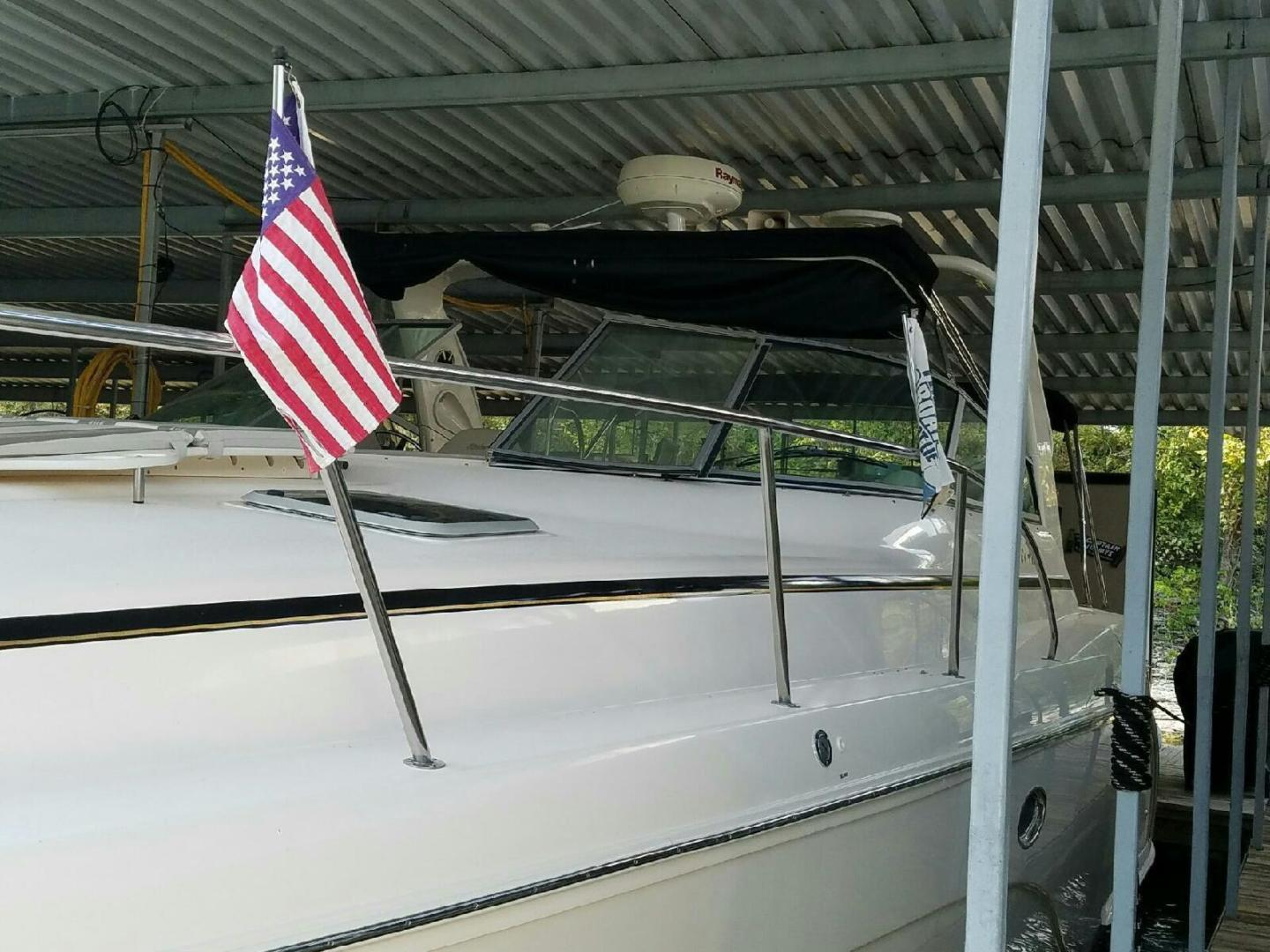 Rinker-410 Express Cruiser 2004 -Herrington Lake-Kentucky-United States-466197 | Thumbnail
