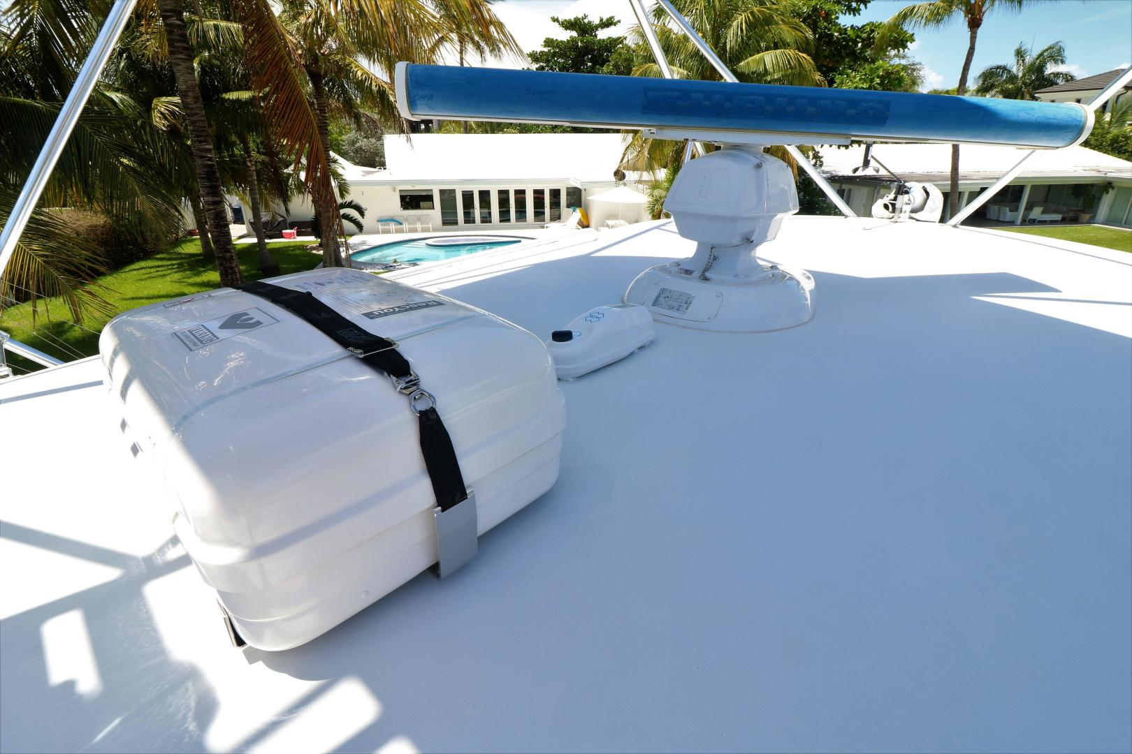 Hatteras-70 Convertible 2000 -Miami Beach-Florida-United States-556193   Thumbnail