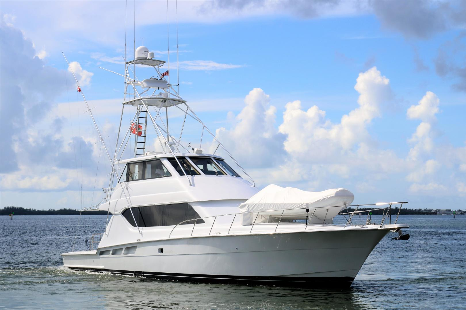 Picture Of: 70' Hatteras 70 Convertible 2000 Yacht For Sale | 2 of 57