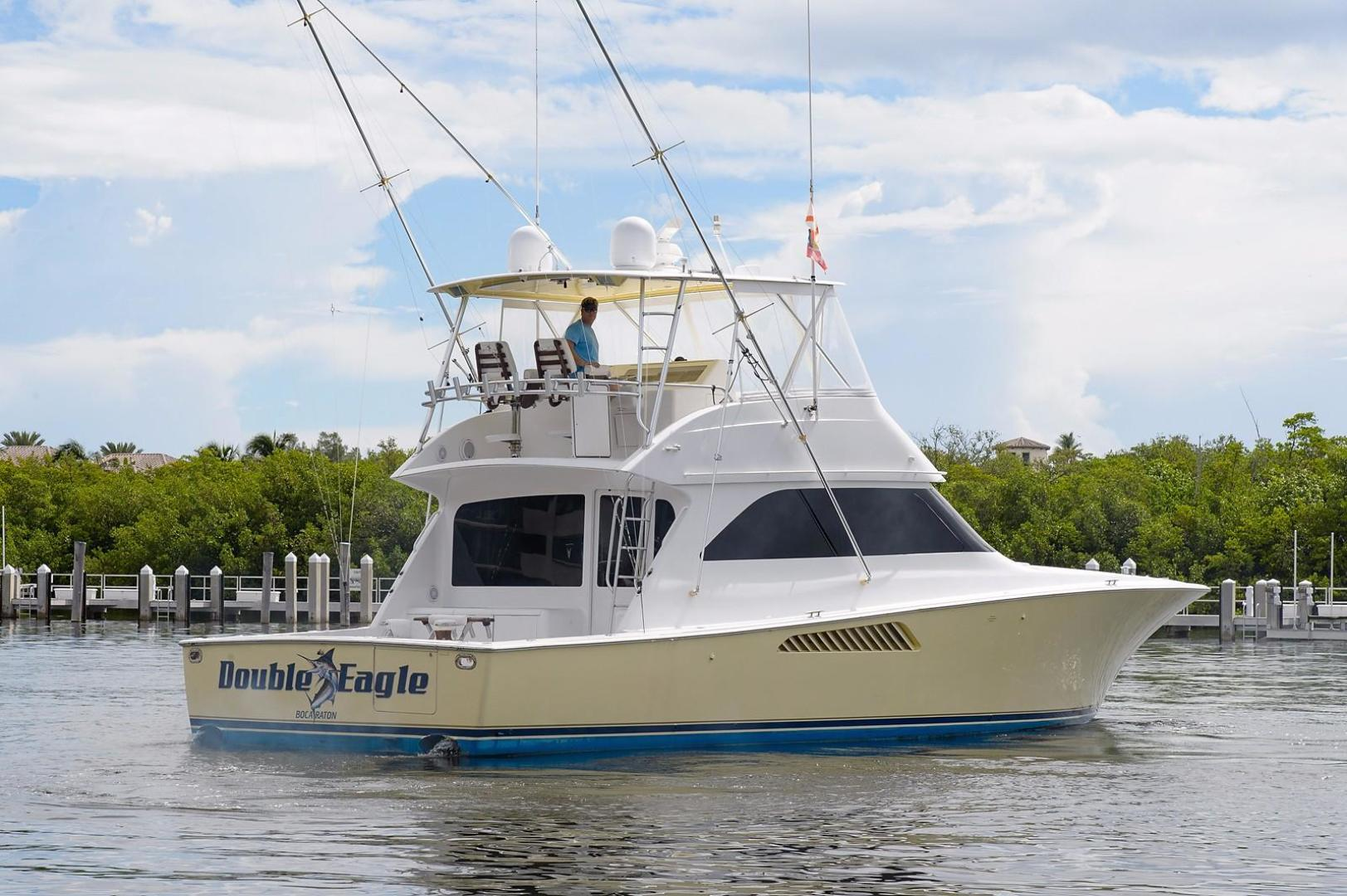 Viking-52 Convertible 2002-Double Eagle Boca Raton-Florida-United States-458769 | Thumbnail