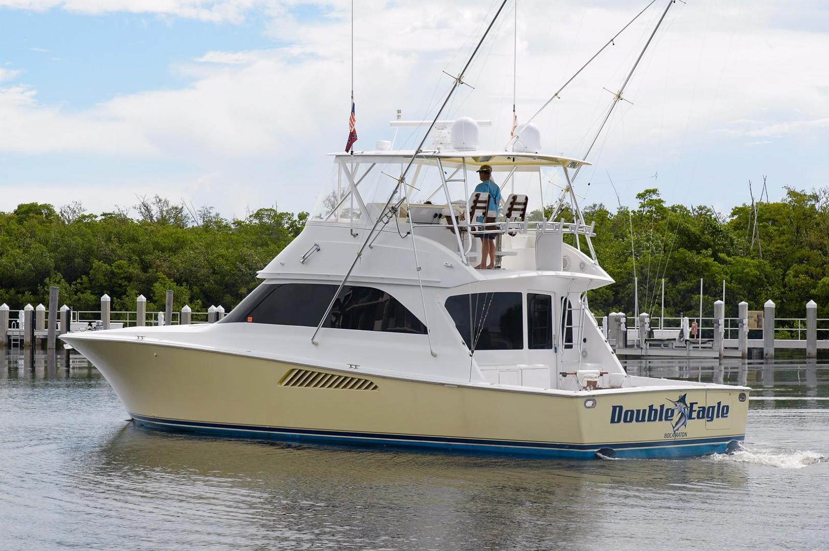 Viking-52 Convertible 2002-Double Eagle Boca Raton-Florida-United States-458767 | Thumbnail